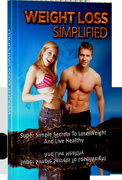 Product picture WEIGHT LOSS SIMPLIED  QUICK AND EASY WEIGHT LOSS**