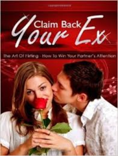 Product picture Claim Back Your Ex